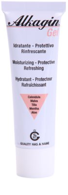 Alkagin Body Care відновлюючий крем для інтимної гігієни