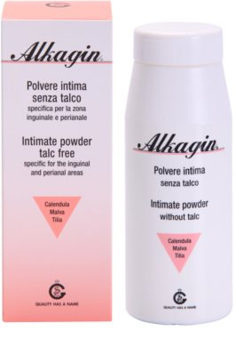 Alkagin Body Care polvos para la higiene íntima 1