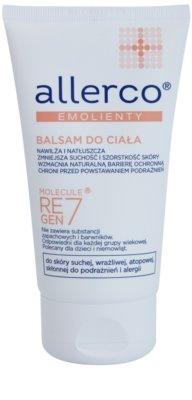 Allerco Molecule Regen7 balsam pentru corp cu efect de hidratare