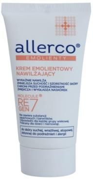Allerco Molecule Regen7 crema hidratante y emoliente