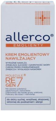 Allerco Molecule Regen7 crema hidratante y emoliente 2