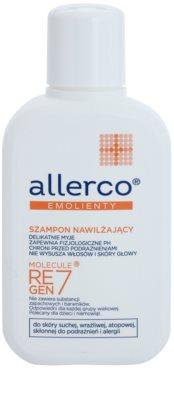 Allerco Molecule Regen7 hydratisierendes Shampoo