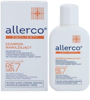 Allerco Molecule Regen7 hidratáló sampon 1