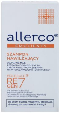Allerco Molecule Regen7 hidratáló sampon 2