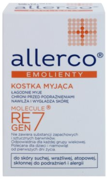 Allerco Molecule Regen7 sabonete sólido para rosto e corpo