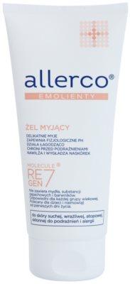 Allerco Molecule Regen7 gel de limpeza para rosto e corpo