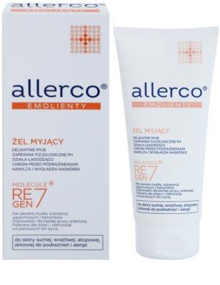 Allerco Molecule Regen7 mycí gel na obličej a tělo 1