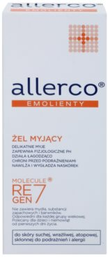 Allerco Molecule Regen7 umývací gél na telo a tvár 2