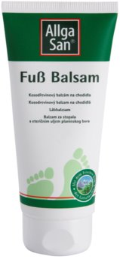 Allga San Feet & Leg balsam din extract de brad-pitic pentru picioare