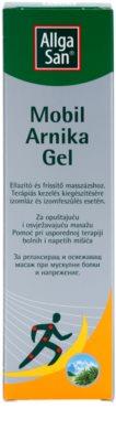 Allga San Muscles & Joints gel de arnica pentru tratament local 2