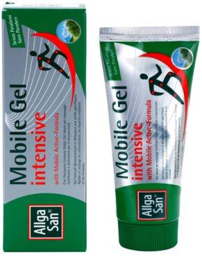 Allga San Muscles & Joints speciální masážní gel na klouby a svaly 1