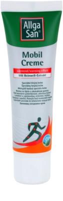 Allga San Muscles & Joints crema especial con efecto calor para relajar los músculos fatigados