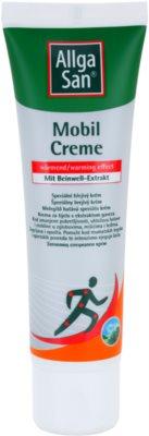 Allga San Muscles & Joints spezielle wärmende Creme zum Lösen angespannter Muskeln