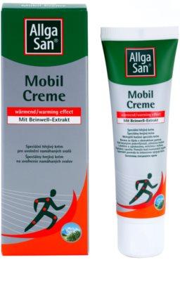 Allga San Muscles & Joints crema especial con efecto calor para relajar los músculos fatigados 1