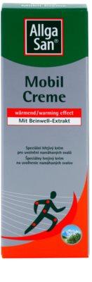 Allga San Muscles & Joints Crema speciala de incalzire pentru relaxarea muschilor tensionati 2