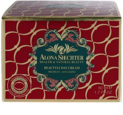 Alona Shechter Premium Anti-Aging creme antirrugas para rosto 3