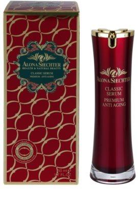 Alona Shechter Premium Anti-Aging protivráskové sérum 1