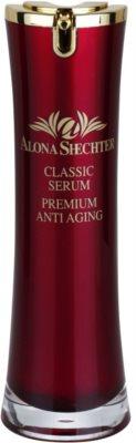 Alona Shechter Premium Anti-Aging serum antiarrugas