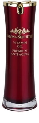 Alona Shechter Premium Anti-Aging Vitamin-Öl gegen Hautalterung