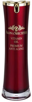 Alona Shechter Premium Anti-Aging vitaminsko olje proti staranju kože