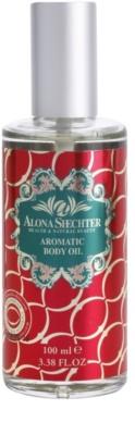 Alona Shechter Professional óleo corporal em spray