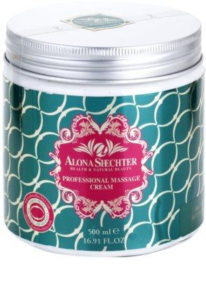 Alona Shechter Professional Massagecreme