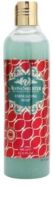 Alona Shechter Professional jabón exfoliante