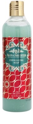 Alona Shechter Professional peelingové mýdlo