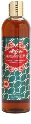 Alona Shechter Professional jabón limpiador antiséptico  para rostro y cuerpo