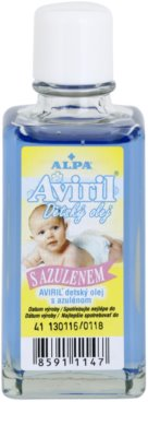 Alpa Aviril azulénes olaj gyermekeknek