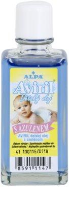 Alpa Aviril óleo de bebé com azuleno