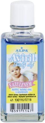 Alpa Aviril otroško olje z azulenom