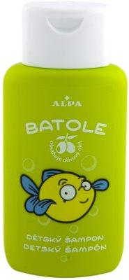 Alpa Batole champô infantil com azeite