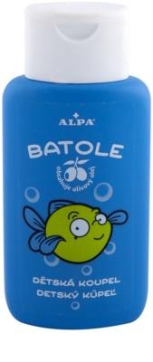 Alpa Batole detská kúpeľ s olivovým olejom