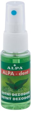 Alpa Dent elixir com mentol e eucalipto