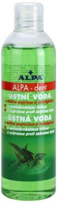 Alpa Dent elixir bocal