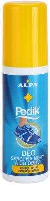 Alpa Pedik Deo sprej na nohy a do topánok