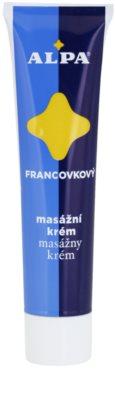 Alpa Massage crema pentru masaj pe baza de plante