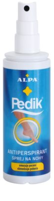 Alpa Pedik Antiperspirant für Füssen 1