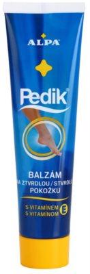 Alpa Pedik Balsam für verhornte Haut mit Vitamin E
