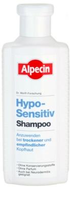 Alpecin Hypo - Sensitiv szampon do suchej i wrażliwej skóry głowy
