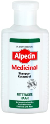 Alpecin Medicinal концентриран шампоан за мазна коса и мазен скалп