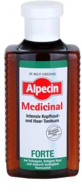 Alpecin Medicinal Forte intenzív tonik korpásodás és hajhullás ellen