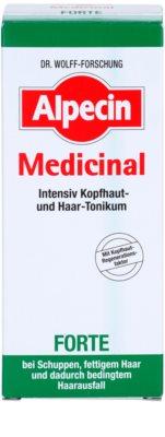 Alpecin Medicinal Forte intensives Tonikum gegen Schuppen und Haarausfall 3