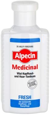 Alpecin Medicinal Fresh osvežilni tonik za mastno lasišče