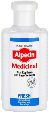 Alpecin Medicinal Fresh tónico refrescante para o couro cabeludo oleoso