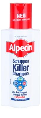 Alpecin Schuppen Killer champú anticaspa