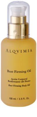 Alqvimia Decollete & Bust зміцнююча олійка для зони декольте