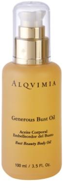 Alqvimia Decollete & Bust óleo para aumento de seios
