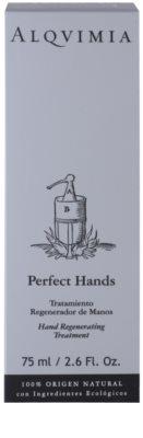 Alqvimia Hand & Nail Care creme regenerador   para mãos e unhas 2